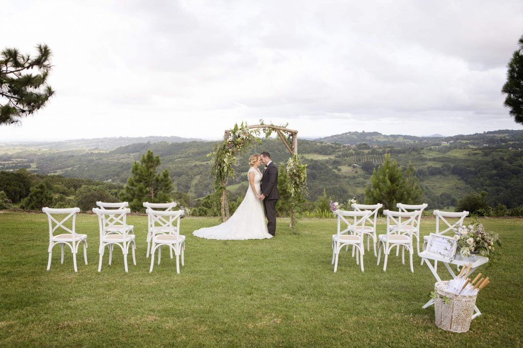 ceremony styling and hire