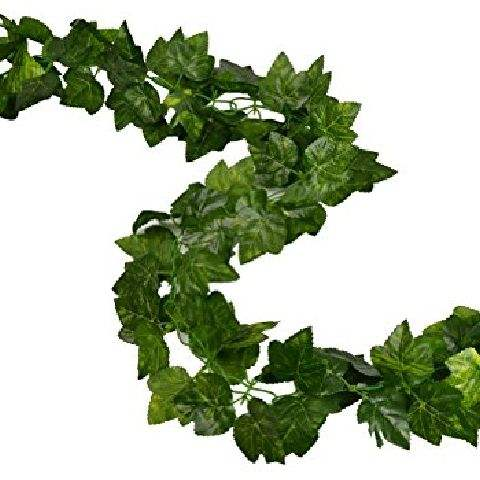 artificial foliage garlands | Hanging Decor